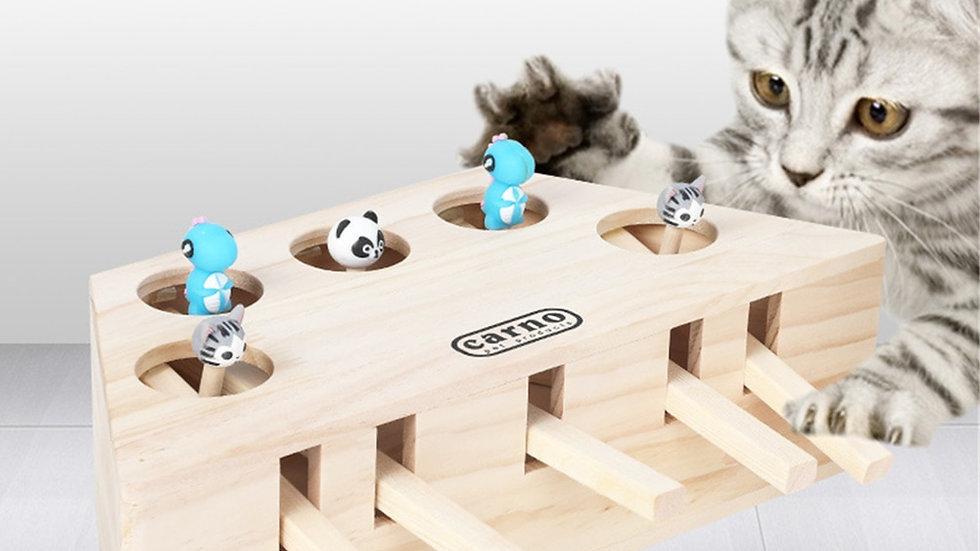 Interactive Kitten Tease Toy