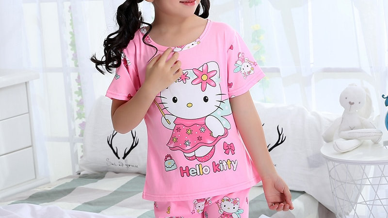 Children's Cosy Pyjamas