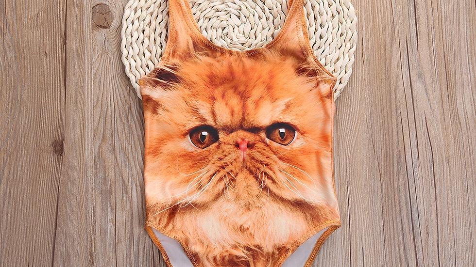Kids Animal Swimsuit