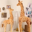 Thumbnail: 35-120cm Giraffe Plush Toy
