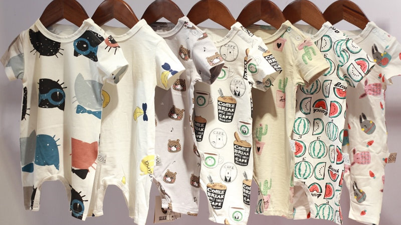 Cute Baby Jumpsuits