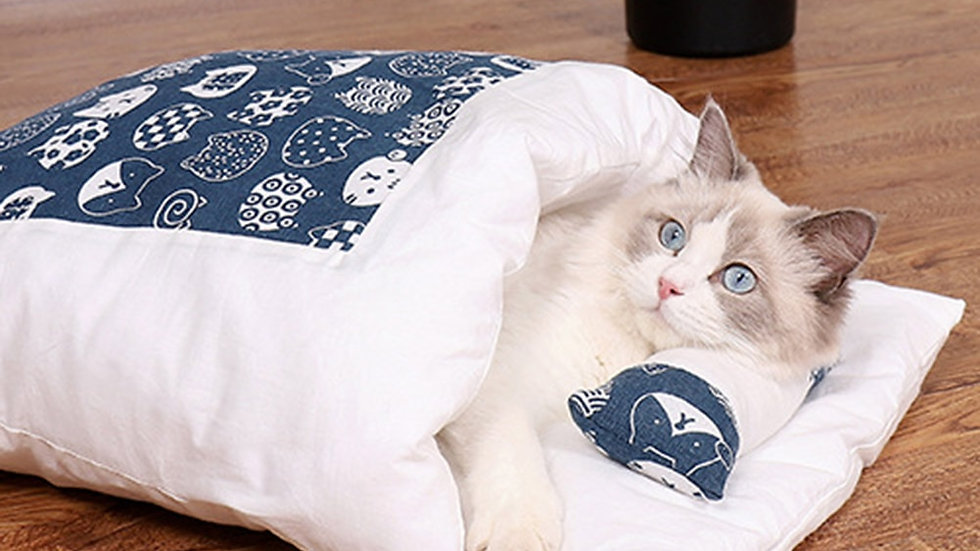 Cosy Cat Sleeping Bags