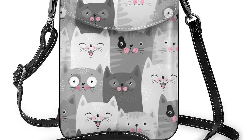 Women's Cat Shoulder Bag
