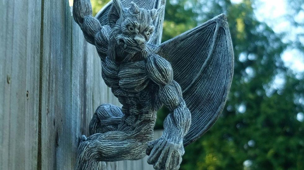 Gargoyle Fence Ornament