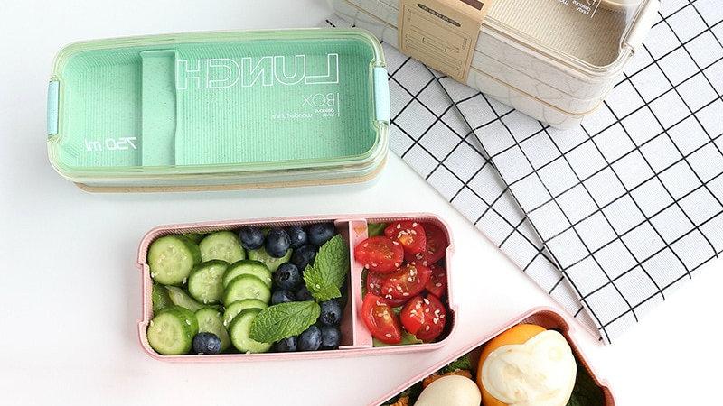 Eco Friendly Lunch Box Set