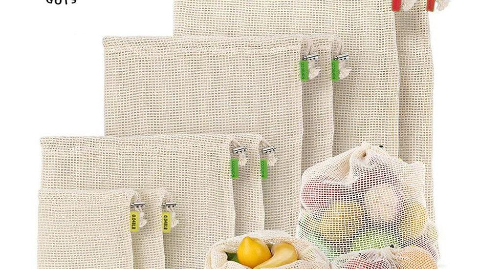 Reusable Vegetable and Fruit Bag