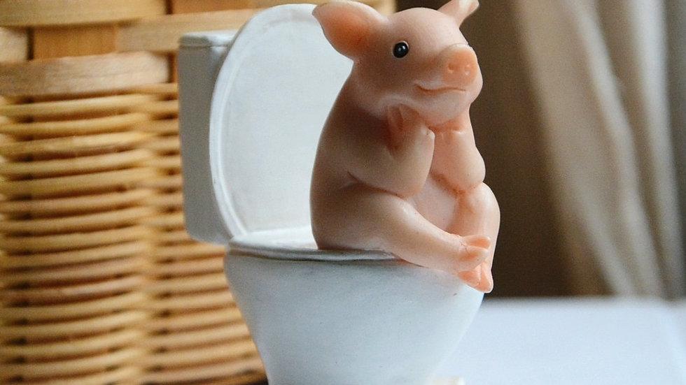 Cute Piggy Figurines