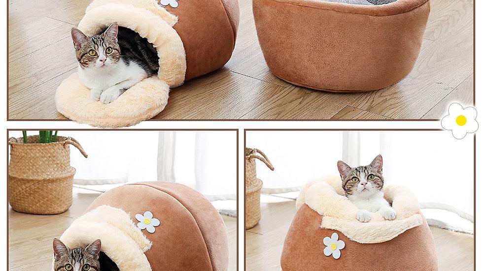 Pot Shaped Pet Bed