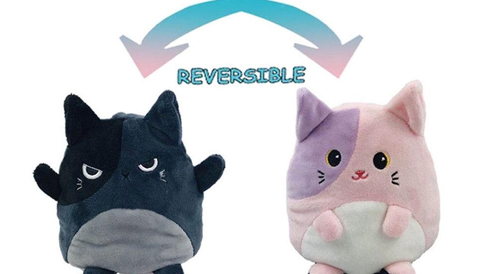 Reversible Cute Plush Doll