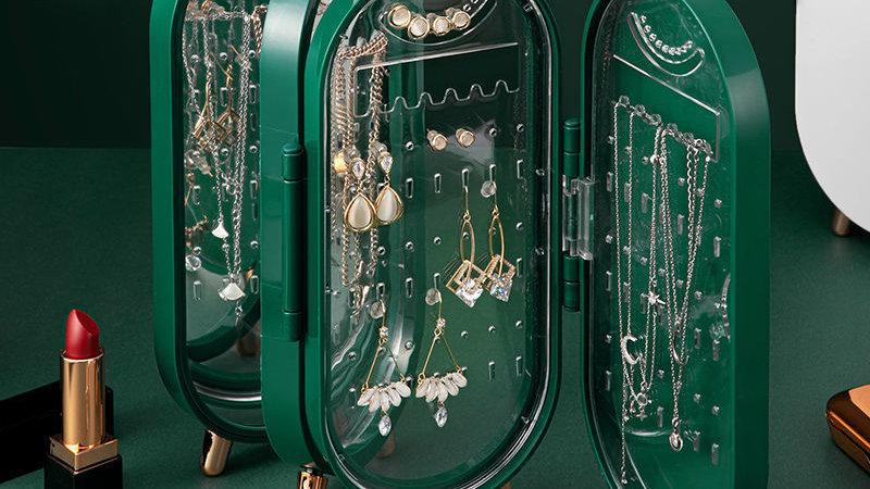 Foldable Jewellery Storage Box