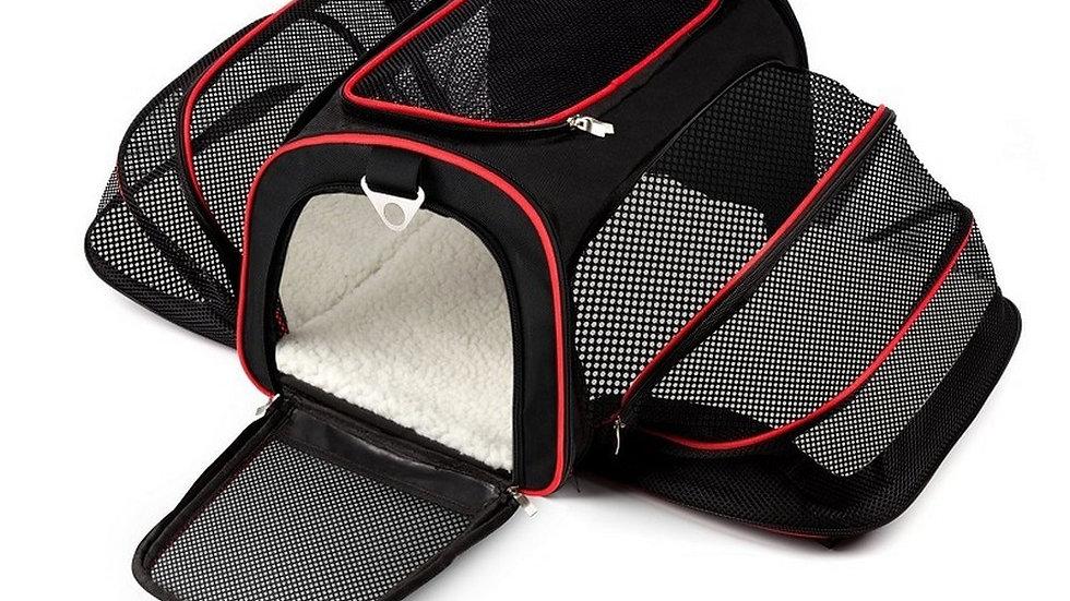 Expandable Pet Carrier Bag
