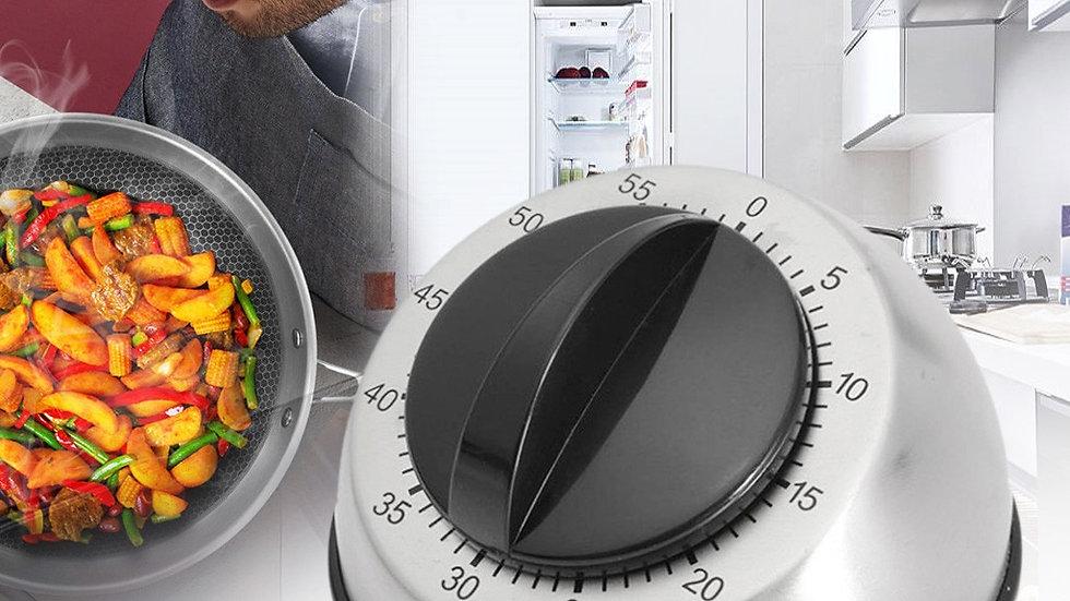 60-Minute Steel Kitchen Timer