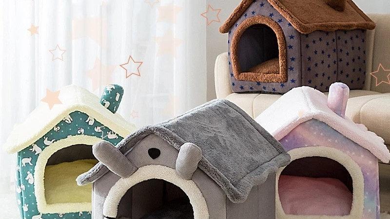 Stylish Cosy Cat Houses