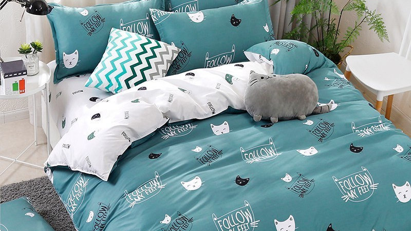 Kid's Cute Bedding Sheets