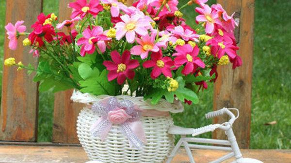Bicycle Flower Basket