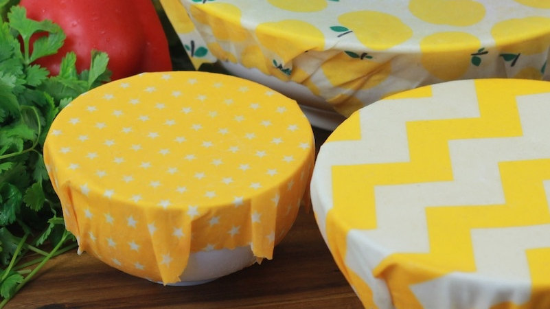 3Pack of Beeswax Wrap