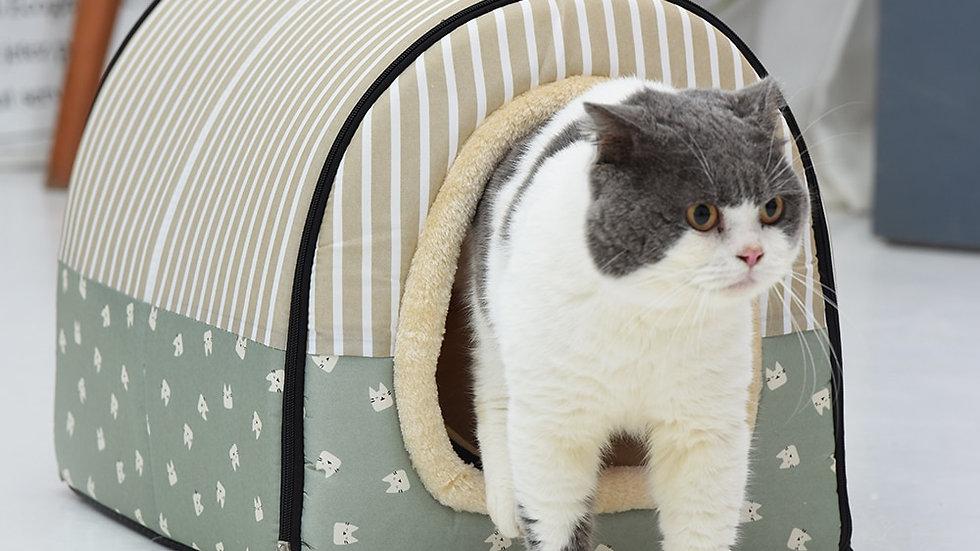 Cosy Cat House
