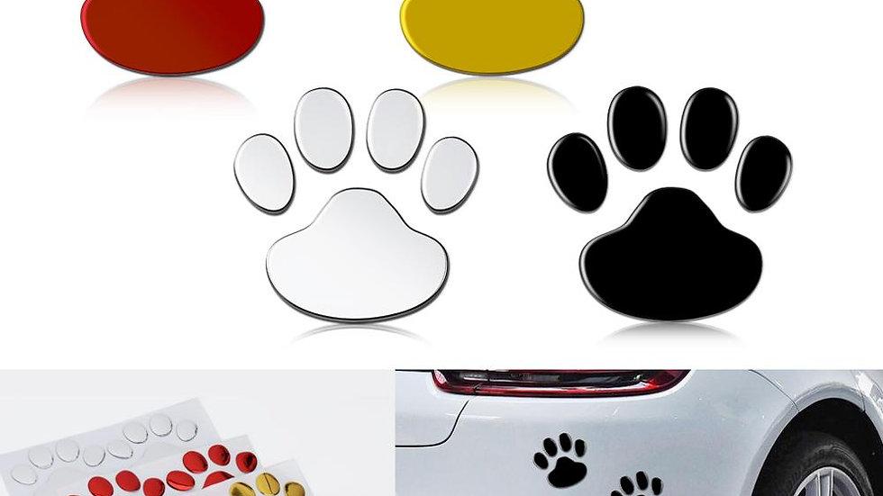 2Pcs/Set Car Sticker