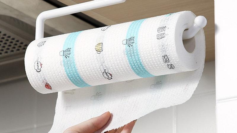 Kitchen Paper Roll Holder