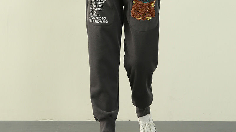 Women's Thick Warm Trousers