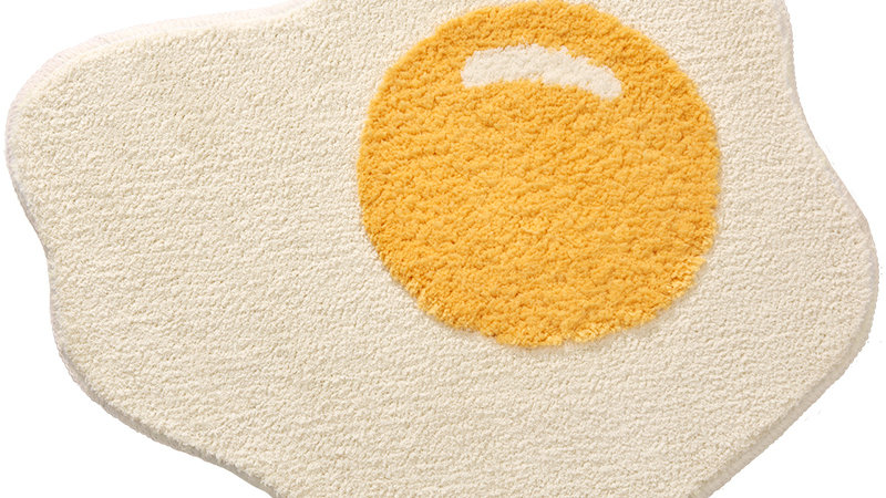 Creative Egg Non Slip Bath Mat Doormat