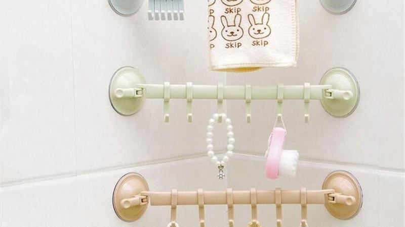 6 Hooks Hanger Rack