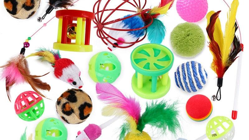 Cat Toys Sets!