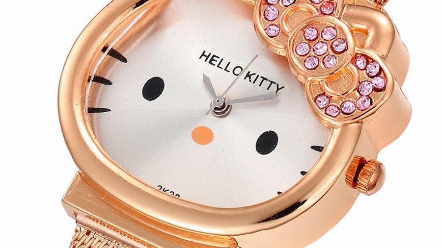 Hello Kitty Kid's Watch