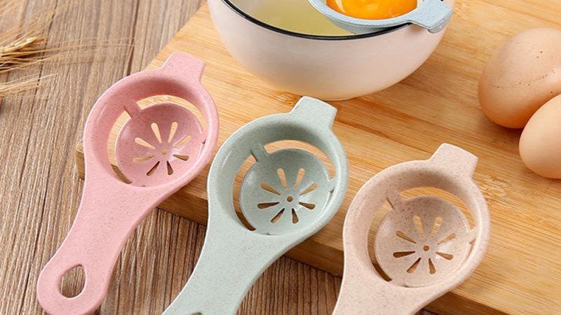 Egg Yolk Separator Tool
