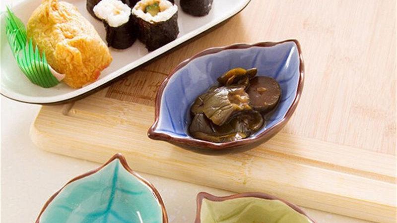Ceramic Leaf Dishes