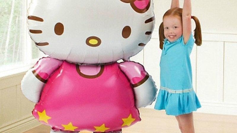 Huge Cat Foil Balloon