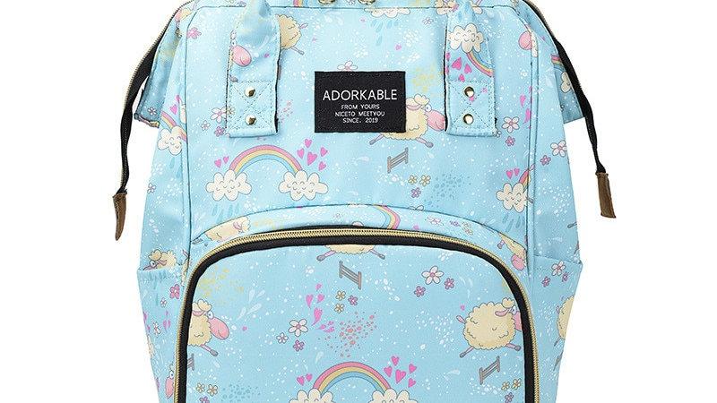 Cartoon Fashion Nappy Bag