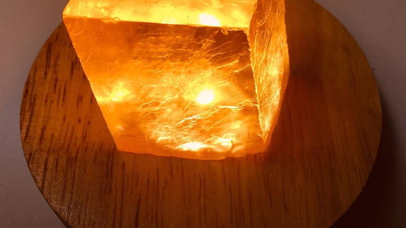 Handmade Crystal Lamps