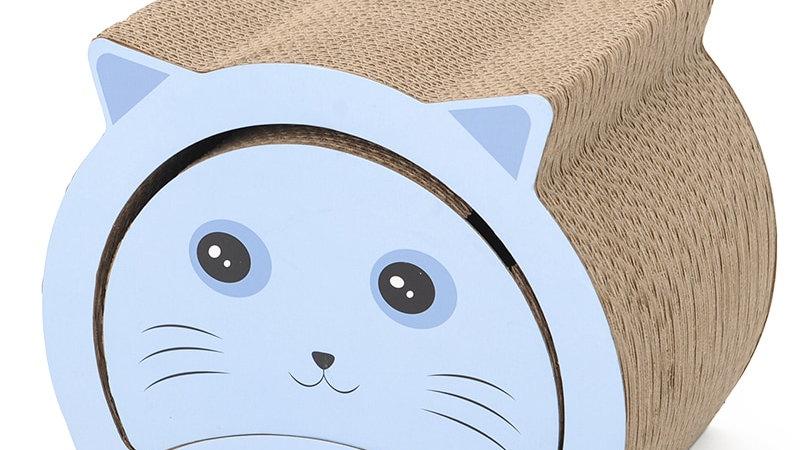 Kitten Print Scratch Board
