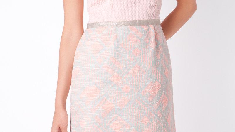 Soft Pastel Pink Dress