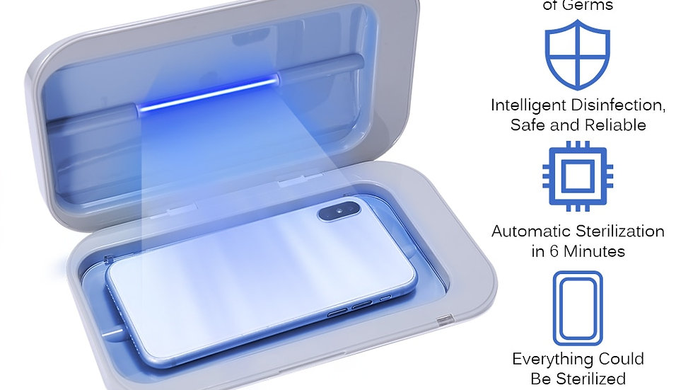 Portable UV Phone Steriliser