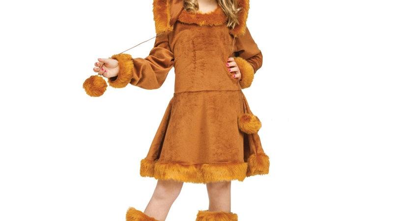 Cute Fox Halloween Costume