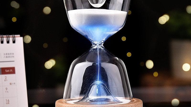 LED Hourglass