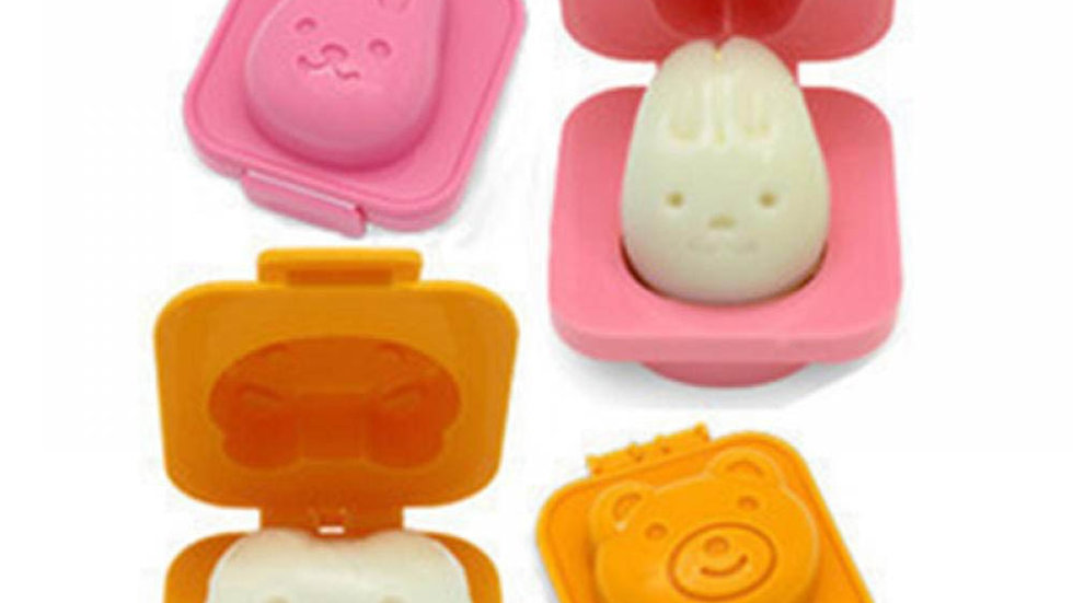 Adorable Food Moulds