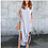 Thumbnail: Asymmetrical casual Summer Dress