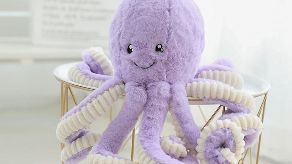 40-80cm Lovely Octopus Plushies