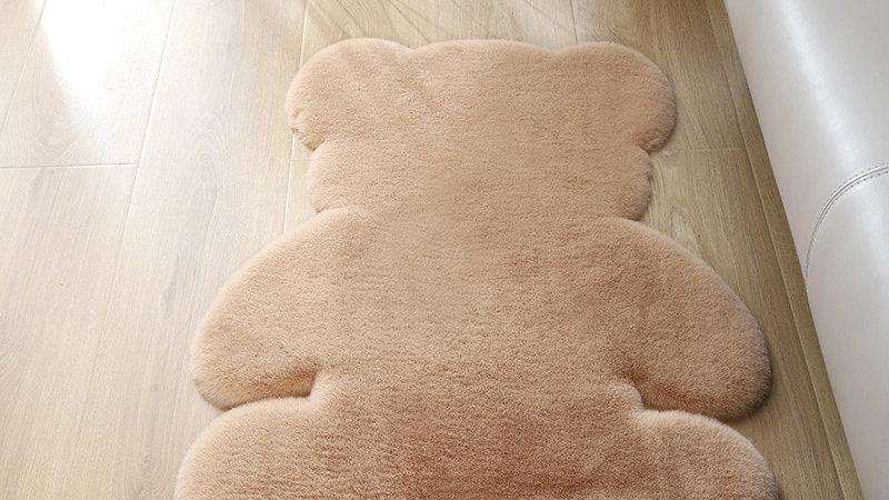 Bear Shaped Rugs