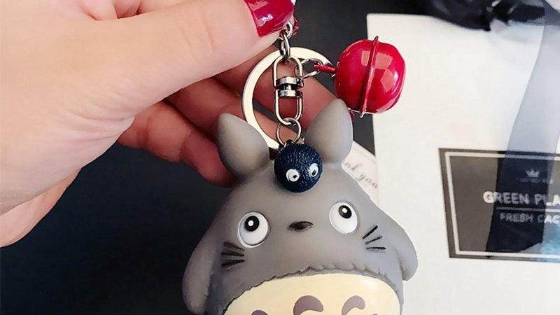 Cute Kitty Keychains