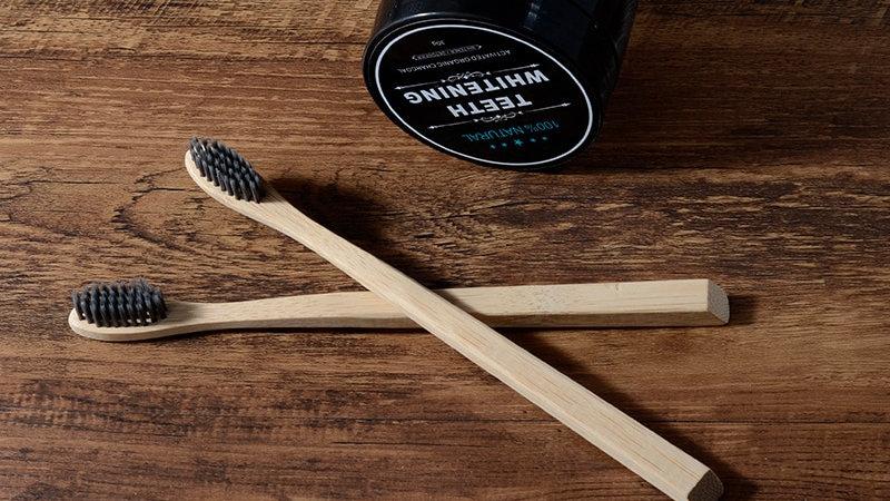 10pcs Bamboo Toothbrushes