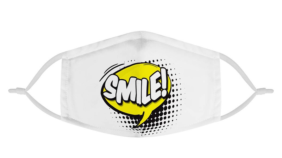 SMILE! Face Mask