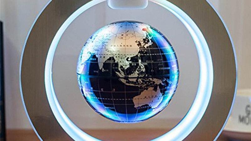 LED Magnetic Floating Globe