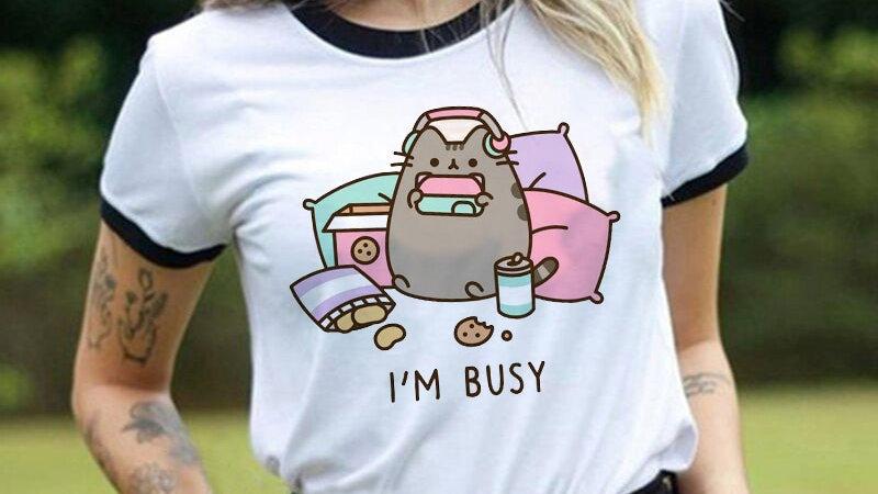 Women's Cute T-Shirts