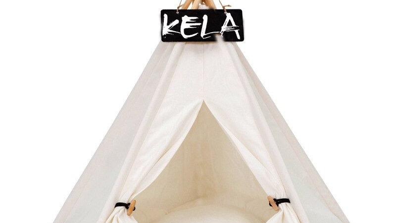 Portable Pet Tent House