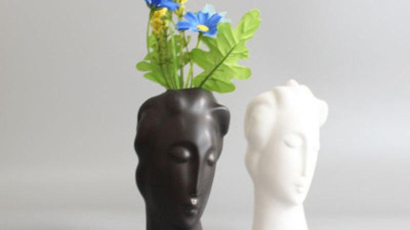 Creative Portrait Vases