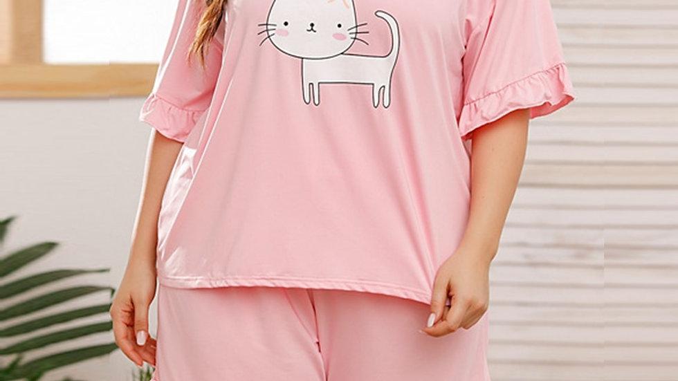 Plus  Size Pyjama Sets